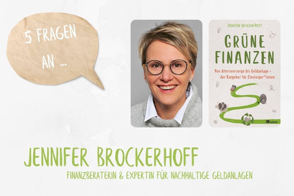 5 Fragen an Jennifer Brockerhoff